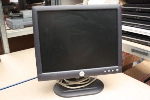 "15-inch Dell E153FP 15"" Active Matrix TFT LCD Monitor"