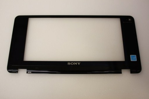 Sony Vaio VGN-P Series Black LCD Screen Bezel Protective Glass 4-121-664