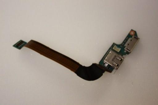 Sony Vaio VGN-P Series USB LAN Ports Board 1-878-434-12 CNX-428