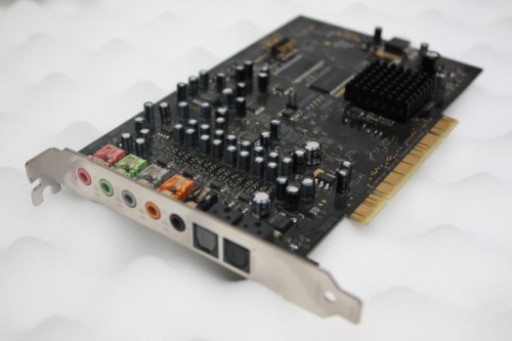 Creative Labs Sound Blaster X-Fi Xtreme Gamer 7.1 Optical PCI Sound Card SB0770
