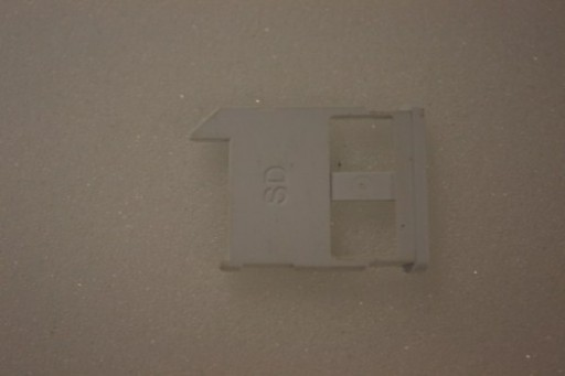 Sony Vaio VGN-P Series SD Card Slot Filler Dummy White