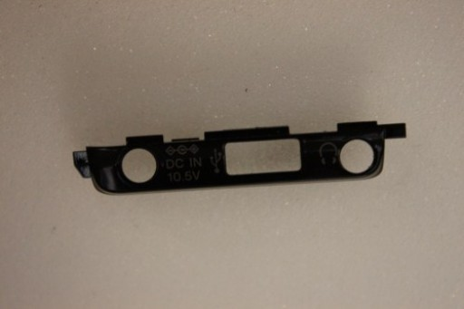 Sony Vaio VGN-P Series DC USB Audio Black Cover Panel