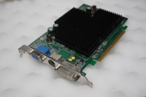 ATI Radeon X1300 256MB PCI-Express VGA DVI TV Passive Graphics Card UJ973 0UJ793