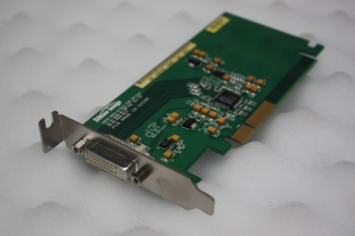 Dell X8762 0X8762 Sil1364 ADD2-N PCI-Express DVI-D Low Profile Adapter Card