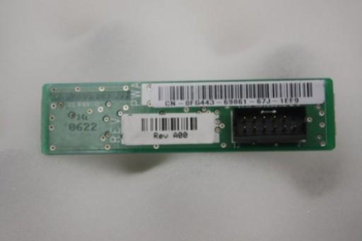 P8482 Dell Optiplex GX620 GX520 LED Front Panel Board