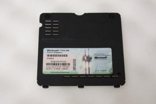 Lenovo ThinkPad X201s Memory Door Cover 40C9555 40C0841