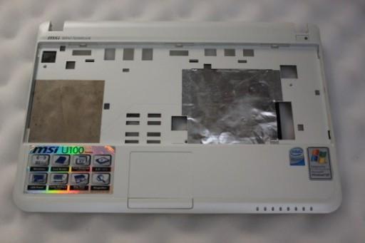 MSI U100 Palmrest Touchpad E2P-012C41X-Y31