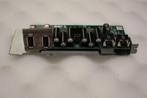 Dell Dimension 9100 USB Audio Board Power Board Panel DC157 F8913