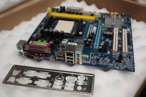Gigabyte GA-M61PME-S2 AM2 GeForce 6100 Motherboard