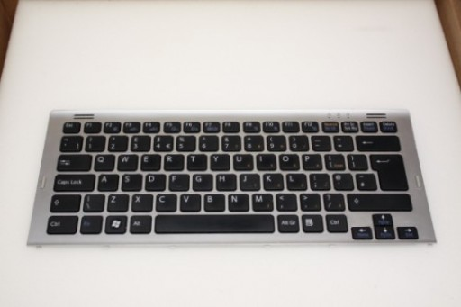 Genuine Sony VGN-SR UK Laptop Keyboard 9J.N0Q82.10U 81-31405001-12