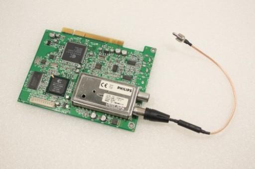 Elonex eXentia AVerMedia M150-D TV Tuner PCI Card