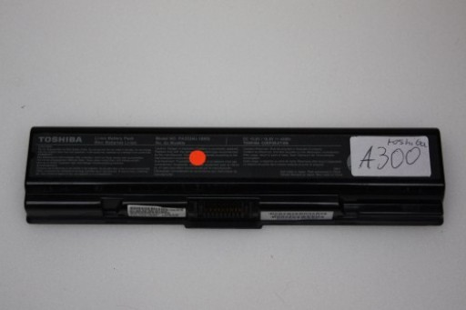 Genuine Toshiba Satellite A300 Laptop Battery PA3534U-1BRS