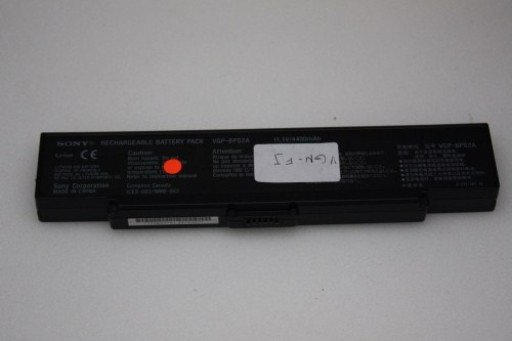 Genuine Sony Vaio VGN-FJ Series VGP-BPS2A Laptop Battery