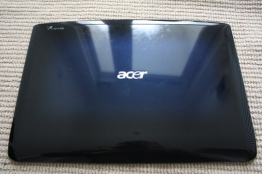 Acer Aspire 6920 6920G LCD Display Lid Cover w/ Led