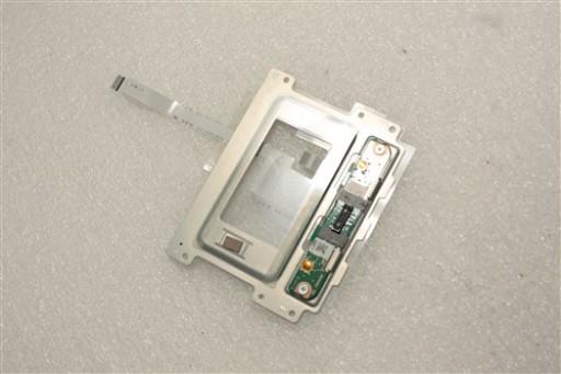 Toshiba Satellite Pro S500-11C Button Fingerprint Board Bracket Ribbon Cable
