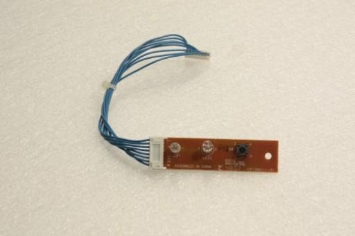 Fujitsu Siemens Scenic C600 LED Power Button Board Cable CP136011-01