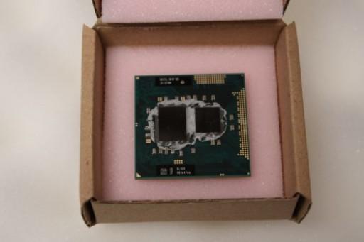 Intel Core i3-370M Mobile 2.4GHz 3M Socket G1 PGA988 CPU Processor SLBUK