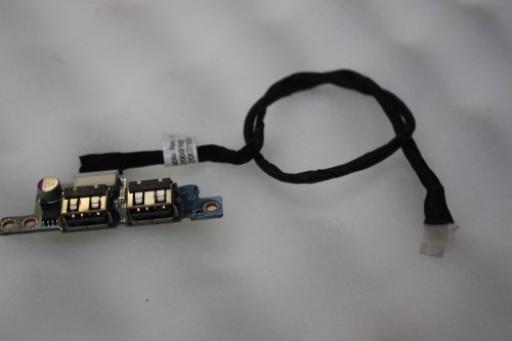 HP Presario G7000 USB Ports Board LS-3731P