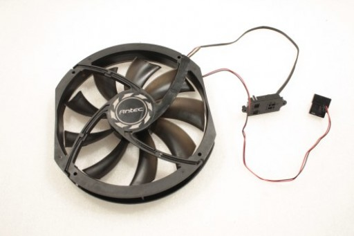 Antec Big Boy 200 TriCool 3 Speed LED  200mm PC Case Cooling Fan