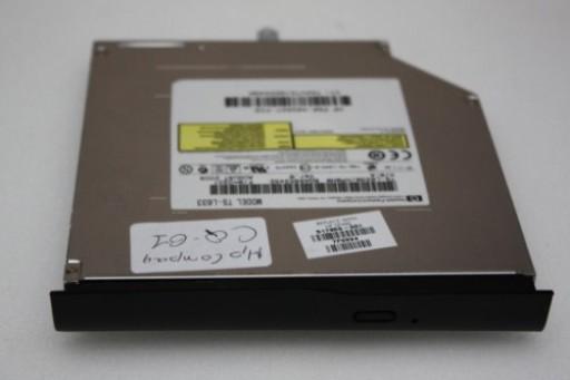 HP Compaq CQ61 HP DVD/CD RW ReWriter TS-L633 517850-001 SATA Drive