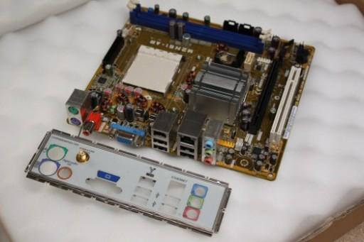 HP Pavilion Slimline s3624uk Socket AM2 M2N61-AR 5189-0683 Motherboard
