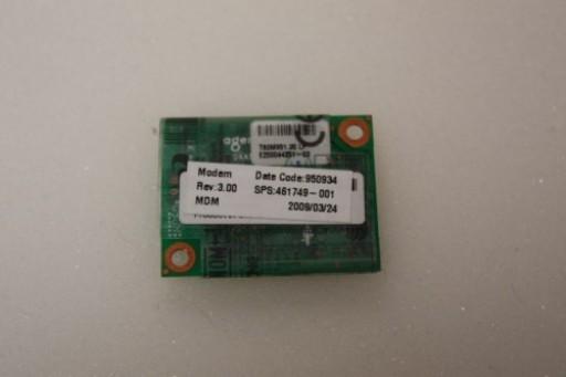 HP 550 Modem Card 461749-001