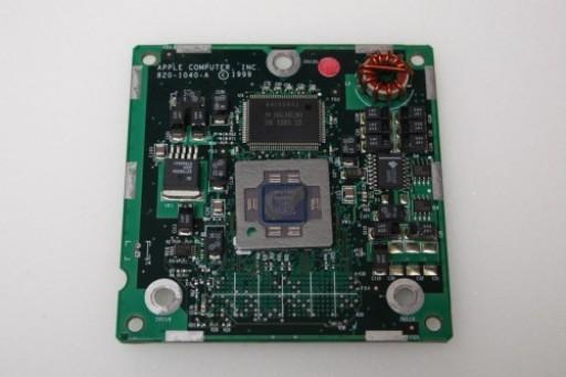 Apple PowerMac G4 400MHz Processor CPU Board 820-1040-A
