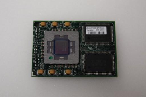 Apple PowerMac G4 350 MHz Processor CPU XSC7400 RX350PG