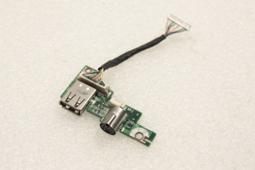 Samsung X20 USB S-Video Ports Board BA92-03027C