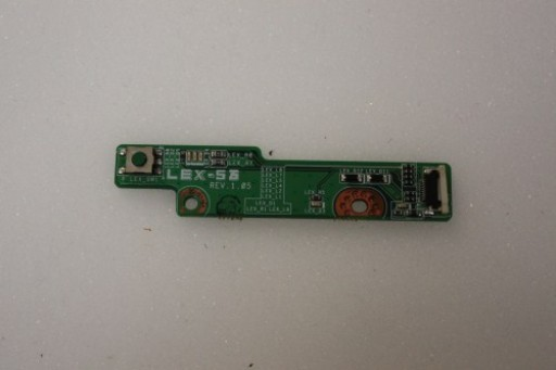Sony Vaio PCV-V1/G All In One PC Power Button Switch Board LEX-53