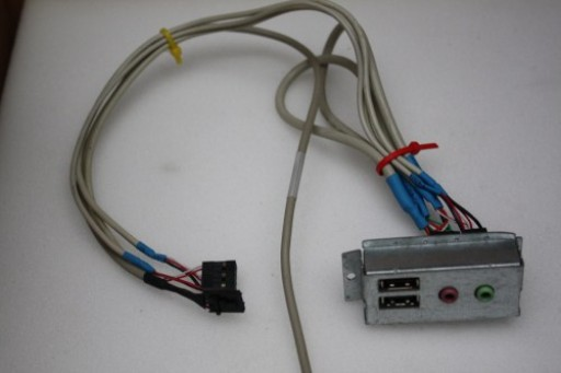 Acer T310 USB Audio Board Panel & Cables 2J017-003A