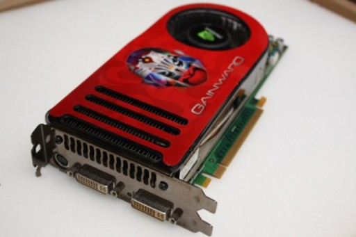 Gainward GeForce 8800 GTS 560MHz 320MB GDDR3 Dual DVI PCI-E Graphics Card