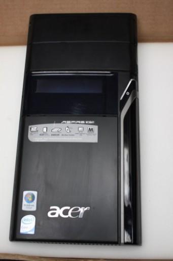 Acer Aspire M3641 Front Panel Fascia Bezel