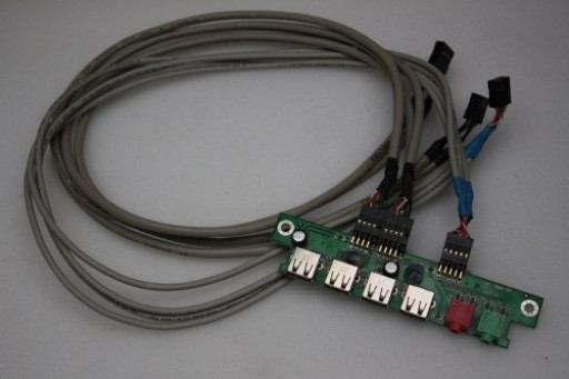 Acer Aspire M3641 USB Audio Board & Cables MG-068-GP