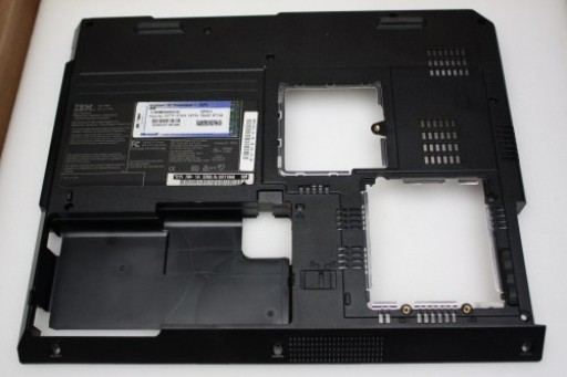 IBM Think Pad R40e Bottom Lower Case