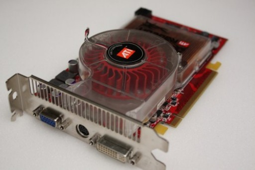 Dell ATi Radeon X850 XT 256MB PCI-E DVI VGA Graphics Card H8442