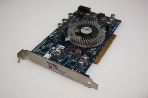 Dell Ageia Physx PCI Accelerator Video Card DK002