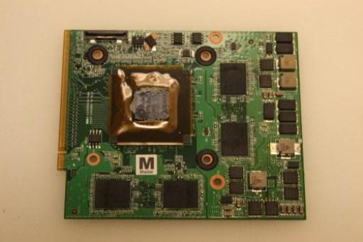 Alienware M9700i-R1 M9750 GeForce 8700M GT 512MB 40GAB042V-A5SM Graphics Card
