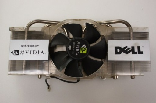 Dell nVidia GeForce 7800 GTX Heatsink Fan