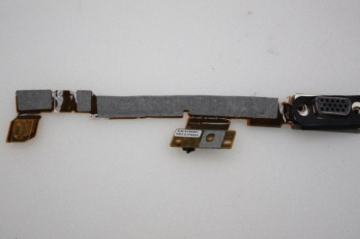 IBM Lenovo ThinkPad T43 VGA Port 91P6887 91P6895