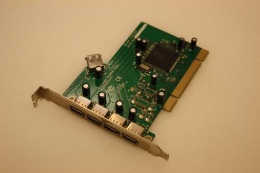 Buslink U2PCI5P PCI 5 Port USB Adapter Card