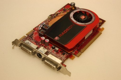 Dell ATi Radeon HD 4670 512MB Dual DVI PCI-Express Graphics Card M639J