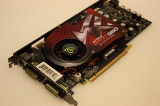 XFX nVidia GeForce 9600 GSO 768MB Dual DVI PCI-Express DDR2 Graphics Card