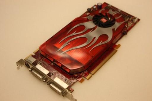 Dell ATi Radeon HD 2600 XT 256MB DVI PCI-Express Graphics Card WX092