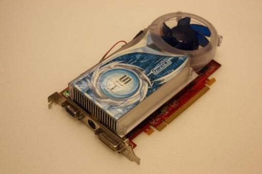 HIS Radeon X1650 Pro IceQ 512MB DDR2 PCI-E DVI VGA Graphics Card