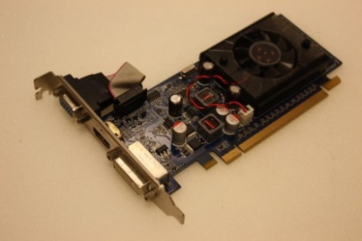 Dell nVidia GeForce G310 512MB PCI Express DVI VGA HDMI Video Card FTGGG