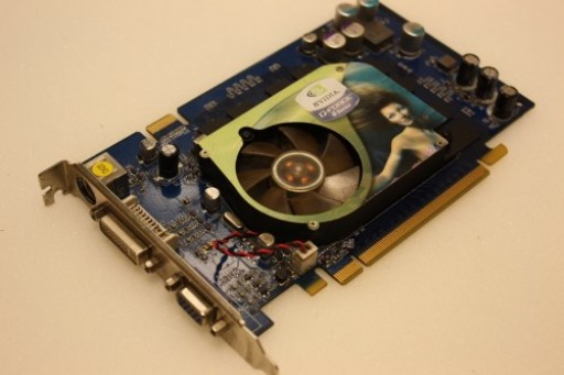 Xmdia nVidia GeForce 6600 GT 512MB PCI-E DVI Video Card