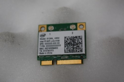 Sony Vaio VGN-FW WiFi Wireless Card Link 5100 512AN_HMW