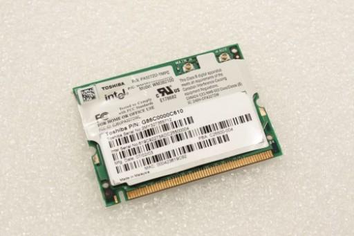 Toshiba Portege R100 WiFi Wireless Card G86C0000C610