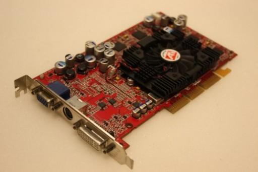 ATi Radeon 9500 128MB AGP DVI VGA Graphics Card